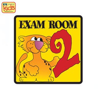 CLINTON EX2 EXAM ROOM & OFFICE SIGNS
