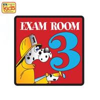 CLINTON EX3 EXAM ROOM & OFFICE SIGNS