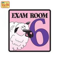 CLINTON EX6 EXAM ROOM & OFFICE SIGNS