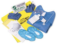 COVIDIEN CT4004 MEDICAL SUPPLIES CHEMOSAFETY SPILL KITS