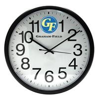 GRAHAM FIELD 1640-1 GRAFCO WALL CLOCK