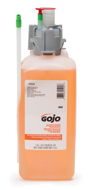 GOJO 8562-02 LUXURY FOAM HANDWASH