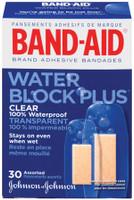 J&J BAND-AIDWATER BLOCK PLUSADHESIVE BANDAGES 005659
