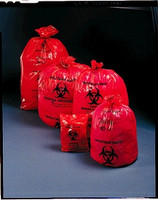 MEDEGEN 44-00 SAF-T-SEAL WASTE INFECTIOUS BAGS
