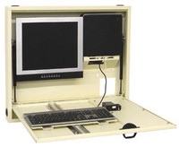 OMNIMED 291470 THIN INFORMATICS WORK STATION