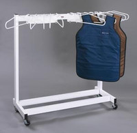 WOLF X-RAY 16411 APRON RACKS