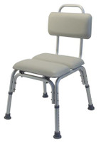 LUMEX 7944A PLATINUM COLLECTION DELUXE PADDED BATH SEATS