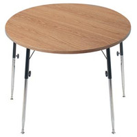 HAUSMANN 4333 TABLE WITH ADJUSTABLE LEGS