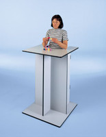 HAUSMANN 6125 ECONOMY STAND-IN TABLE