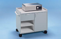 HAUSMANN 6695 MOBILE CABINET FOR SPLINTING & SUPPLIES