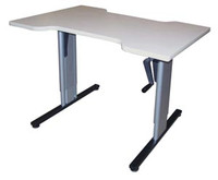 HAUSMANN 4343 HAND THERAPY TABLE