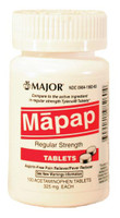 MAJOR 100441 ANALGESIC TABLETS