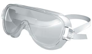 MOLNLYCKE 1701 BARRIER PROTECTIVE GOGGLES