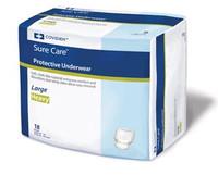 CARDINAL HEALTH SURECARE PROTECTIVE UNDERWEAR 1615-