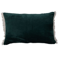Amazon Green Velvet Cushion Cover