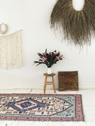 Tangier Small Upcycled Rug