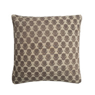 Ecru pomegranate Cushion Cover