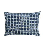 Indigo Quarter Moon Pillowcase