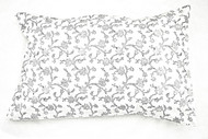 Boho Scandi Floral Pillowcase