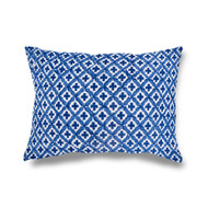 Indigo Moroccan Pillowcase