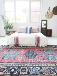 Persia  Upcycled Rug