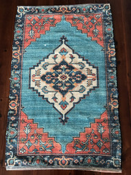 Morocco Upcycled Small Rug