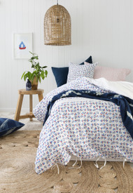 * Voyage Quilt Cover -single size