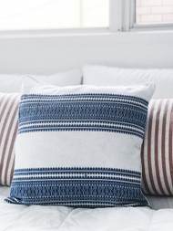 Alchemy Ocean Blue Cushion Cover