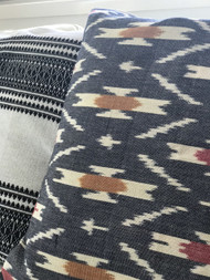 Scandi Ikat  Cushion Cover