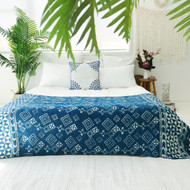 Indigo Positano Throw- Sold Out