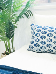 Les Indiennes Pillowcase