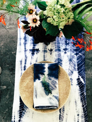 Bondi  Shibori Table Runner