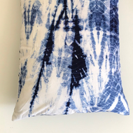 Bondi Shibori Pillowcase