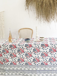 English Garden  Tablecloth (180X275CM)
