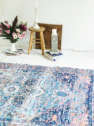 Inara Upcycled Rug Runner