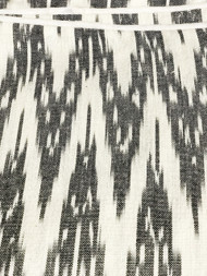 Birch Forest  Ikat Cushion Cover