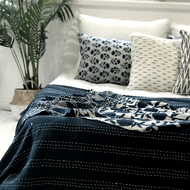 Hygge Ikat Pillowcase
