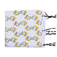 Capri Limoncello  Quilt Cover -Single Size