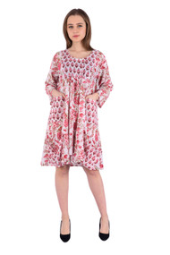 Ruby Chintz dress - Large/Extra Large Size