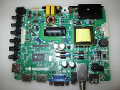 WESTINGHOUSE DW32H1G1 MAIN BOARD TP.MS3393.P85 / B13073954