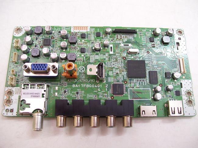 EMERSON LC320EM2 DIGITAL BOARD BA17F8G0401Z_4_1 , tv parts