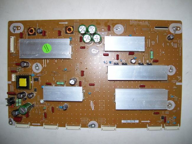 SAMSUNG PN60E535A3FXZA Y-SUSTAIN BOARD LJ41-10162A , tv