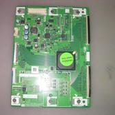 SHARP LC-C6077UN T-CON BOARD KF239 / RUNTK4225TPZZ