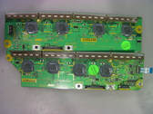 PANASONIC TH-42PZ85U SU & SD BOARD SET TNPA4412 & TNPA4413
