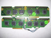 PANASONIC TH-42PHD8UK BUFFER BOARD SET TNPA3189AB & TNPA3190AB