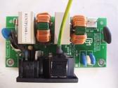 MAXENT L2614XW02 POWER INPUT BOARD LCD30 / RUNTP1048-1---- / 2PLCDTV30LF023