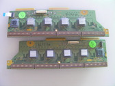 PANASONIC TH-42PZ700U SU & SD BOARD SET TNPA4252 & TNPA4253