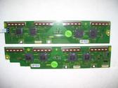 PANASONIC TC-50PX24 BUFFER BOARD SET TNPA5068 & TNPA5069