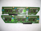 PHILIPS 50PF9631D/37 BUFFER BOARD SET LJ41-03882A & LJ41-03883A / LJ92-01276C & LJ92-01277C
