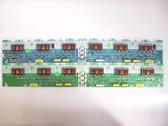 MITSUBISHI LT-52246 INVERTER BOARD SET SSI520HB24 / LJ97-01497B & LJ97-01498B & LJ97-01499B & LJ97-01500B